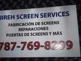 SERVICIOS DE  SCREENES